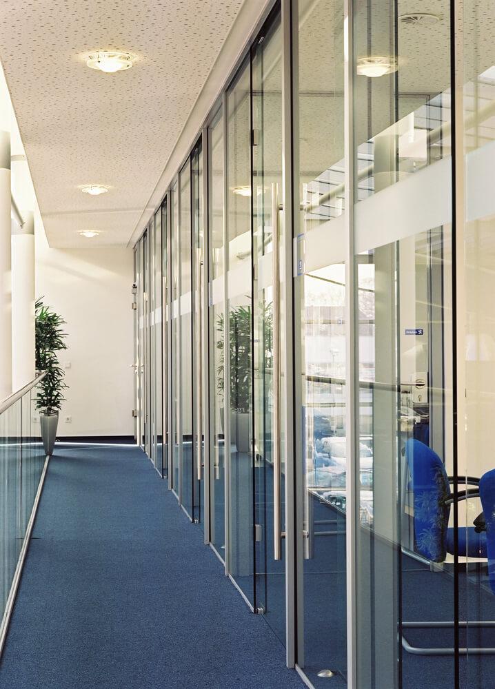 System 350 – Fassadenoptik