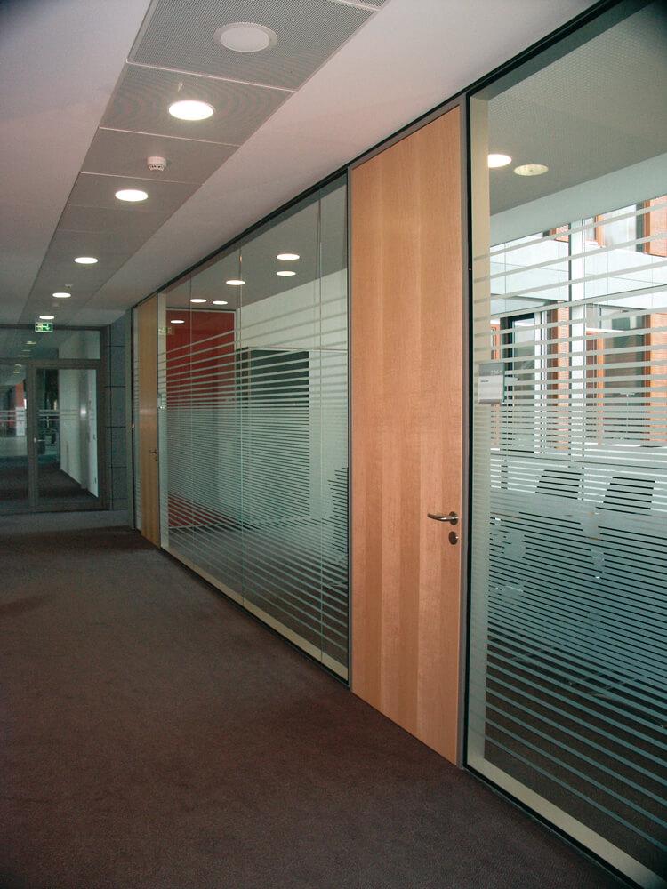 System 800 – Structural-Glazing-Prinzip